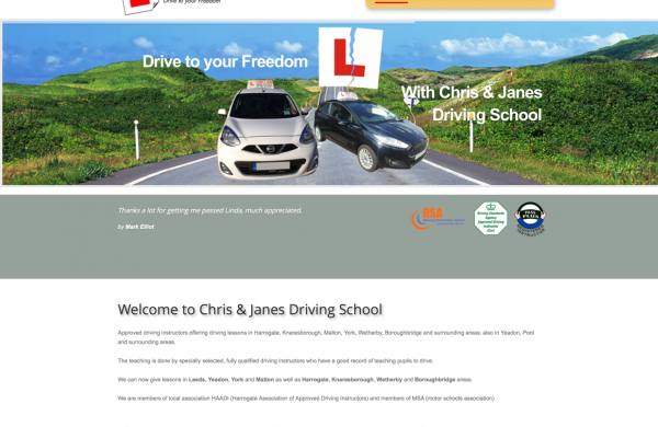 Chris & Janes Driving School