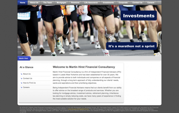 Martin Hirst Financial Consultancy